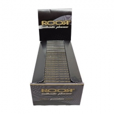 RooR 1 ¼ Rolling Papers 79mm Box of 50 Pack