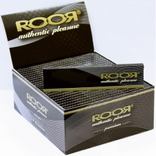 RooR King Size 110mm Rolling Papers Box of 50 Pack