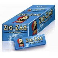 Zig-Zag Slow Burning Regular Rolling Papers Box