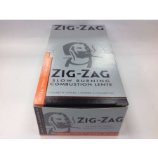 Zig-Zag Ultra Thin Regular Rolling Papers Box