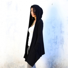 Hooded Shrug From Sati Creation
