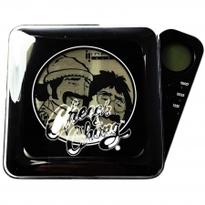 Infinity Cheech and Chong Digital Square Pocket Scale 50g 0.01g