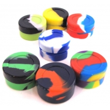 Non-Stick Silicone Puck Container 1.5 Inch 7ml SILI-38mm
