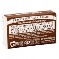 Dr. Bronner's All-in-one Hemp Eucalyptus Pure-castile Soap