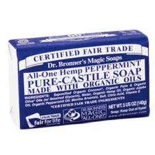 Dr. Bronner's All-in-one Hemp Peppermint Pure-castile Soap