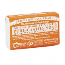Dr. Bronner's All-in-one Hemp Tea Tree Pure-castile Soap