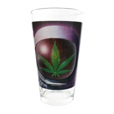 Astronaut Weed Pint Glass from StonerWare