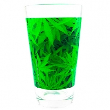 Vivid Leaf Pint Glass from StonerWare