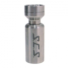 Omni Titanium Domeless Nail fit 10 and 14mm joints by Santa Cruz Shredder