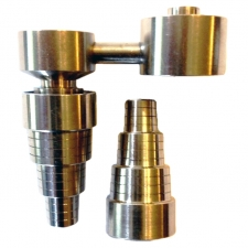 Universal Sidecar Titanium Domeless Nail  6 in 1
