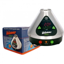 Volcano DIgital Vaporizer with Solid Valve Set