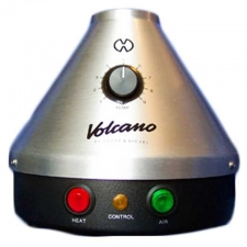 Volcano Classic Vaporizer with Solid Valve Set