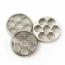3-Pack Spare Mesh Screens for Wispr Vaporizer