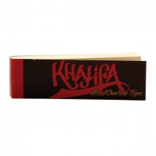 RAW Wiz Khalifa Hemp Cotton Perforated Unbleached Tips - Single