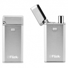 Yocan Flick Portable Vaporizer with Cartridges for Wax - Oils - Juice