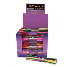 Zen Rainbow Soft Bristle Pipe Cleaners - Box of 48