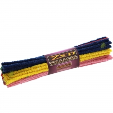 Zen Rainbow Soft Bristle Pipe Cleaners - Pack of 44