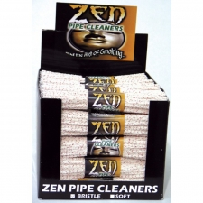 Zen Soft Bristle Pipe Cleaners - Box of 48