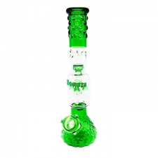 Zombie Glass Beaker with 4x Rocket Perc - Button Splashguard and Diamond Base