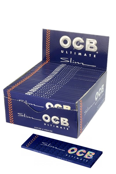 Ocb Ultimate King Size Slim Rolling Papers