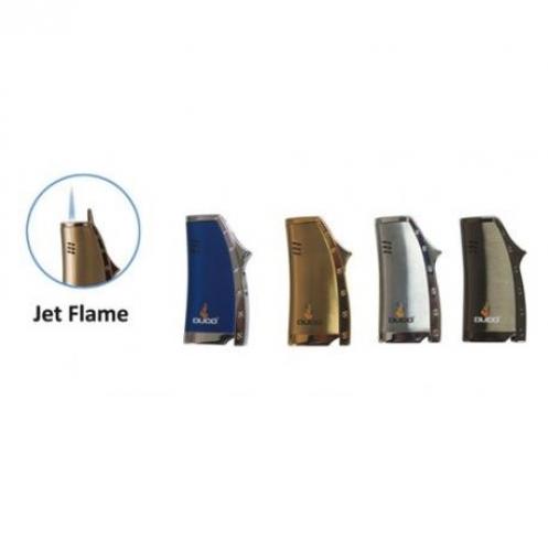 Refillable Phantom Serie Jet Flame Lighter from Duco