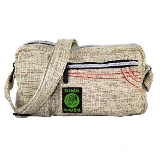 Hemp Busy Buzz Shoulder Bag By Dime Bags