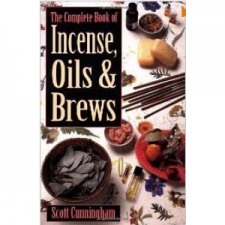 Book of Incense, Oils, and Brews - by Scott Cunningham