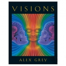 Visions: Alex Grey [Deluxe Hardcover Boxed Set]