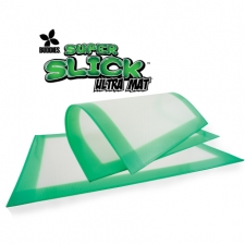 Large Buddies Super Slick Ultra Mat in Non-Stick Medical Grade Silicone for Concentrates and Extracts