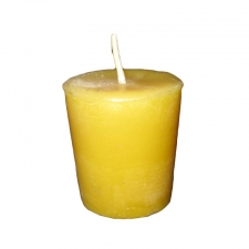 Handmade Votive Beeswax Candle
