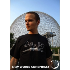 Geometry Men's T-Shirt from New World Conspiracy