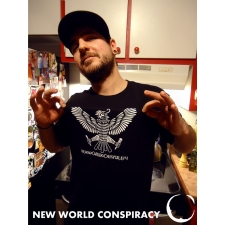 Rooster Men's T-Shirt from New World Conspiracy
