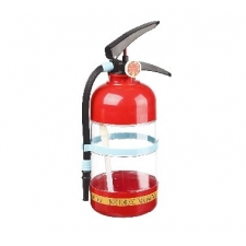 Cocktail Shaker Fire Extinguisher Shaped for Emergency
