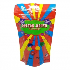 Cotton Mouth Candy Lozenges Pack of 30 - Sour Mix
