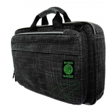 Hemp Rollies Computer Bag Removable Shoulder Strap or Backpack by Dime Bag