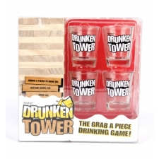 Drinking Game Drunken Tower
