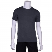 Men's Plain Bamboo Fitted T-Shirt -- Eco-Essentials