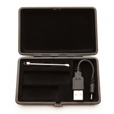 Original microG Pen Travel Case with USB Charger and Tool