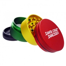 Santa Cruz Shredder 4 Piece Pollinator 2.8 Inch