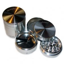 Sharp Stone 4 Piece Vibrating Pollinating Grinder 2.2 Inch