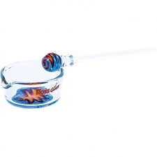 Hoss Glass Color Reversal Concentrate Dish & Dabber Combo YX36/37
