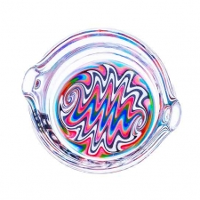 Hoss Glass Color Reversal Concentrate Dish YX36