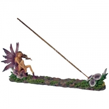 Fairy with Lilacs Incense Holder