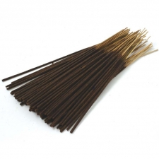 Amber Musk Incense 100 Sticks Pack from Natural Scents