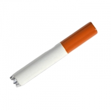 Mini Cigarette shaped One-Hitter Taster Bat 2 Inch