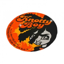 Knotty Boy Jumbo Sticker