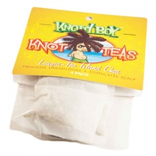 Knotty Boy Knot-Tea Scalp Tonic Lasqui-Tea Island Chai 4-pack