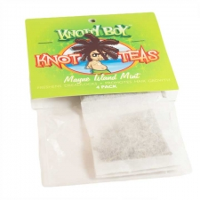 Knotty Boy Knot-Tea Scalp Tonic Mayne Island Mint Mist 4-pack