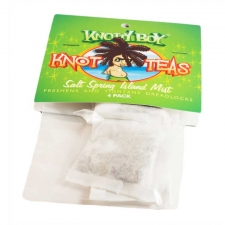 Knotty Boy Knot-Tea Scalp Tonic Salt Spring Island Mist 4-pack