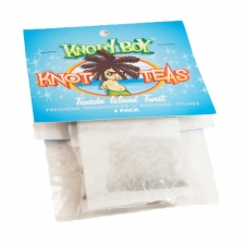 Knotty Boy Knot-Tea Scalp Tonic Texada Island Twist 4-pack